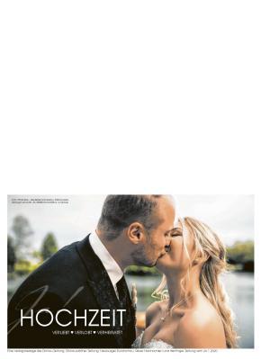 Hochzeit 2020 - Verliebt, Verlobt, Verheiratet
