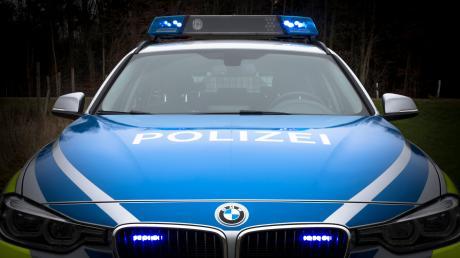Die Polizei war am Donnerstagabend in Schretzheim im Einsatz.