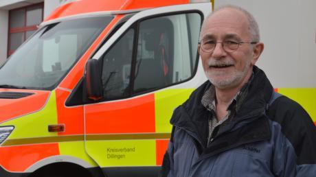 Nach rund drei Jahrzehnten im Rettungsdienst verabschiedet sich Harald Bachler von seinen Aufgaben beim BRK Dillingen. In seiner Zeit als Sanitäter und Leiter hat er viele Veränderungen und Entwicklungen miterleben dürfen.