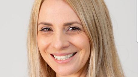 Kristina Reicherzer ist Bürgermeisterkandidatin.