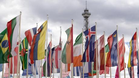 In Berlin soll in wenigen Tagen die Reisemesse ITB stattfinden. Das Coronavirus durchkreuzt derzeit aber die Pläne vieler Veranstalter.
