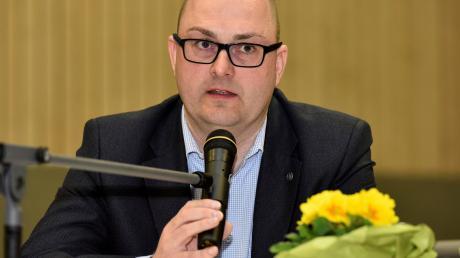 Ralf Kindelmann (CSU) ist selbst bei der Feuerwehr aktiv.