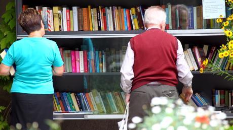 Bücher stehen im Mittelpunkt des Literaturfestivals Nordschwaben.