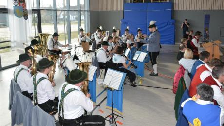 In Syrgenstein fand die Jahreshauptversammlung des ASM-Musikbezirks 17 Dillingen/Donau statt.
