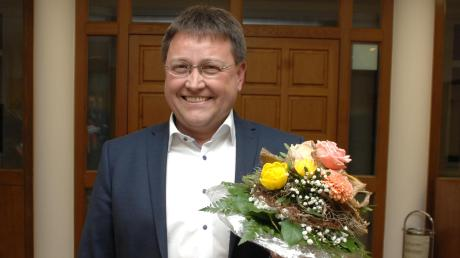 Jürgen Frank bleibt weiter Blindheims Erster Bürgermeister.