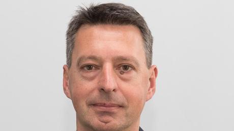 Ralf Bührle leitet seit Mittwoch die Polizeiinspektion in Dillingen.