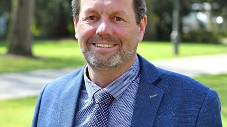 Christian Öxler ist der neue Direktor des Tagungshotels Haus Sankt Ulrich.