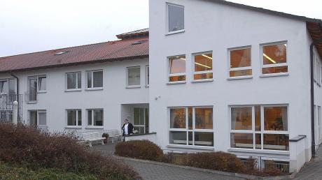 Im Bissinger Pflege- und Altenheim Pro Seniore wurden nach dem Corona-Ausbruch Pandemiezonen eingerichtet.