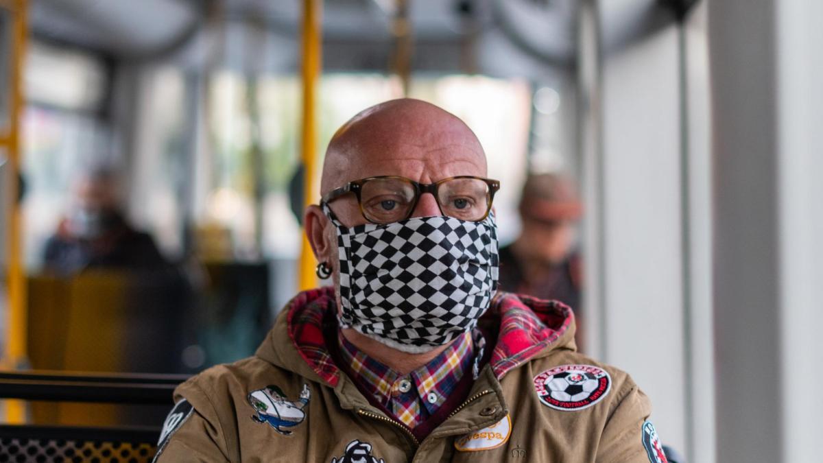 In Bussen gilt ab Montag Maskenpflicht   Augsburger Allgemeine
