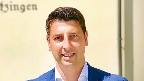 Christian Weber ist der neue Rathauschef in Lutzingen.