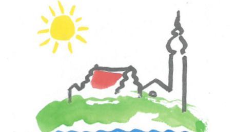 So sieht das neue und erste Logo der Marktgemeinde Bissingen aus. Gestaltet hat es eine Kesseltaler Mitbürgerin.