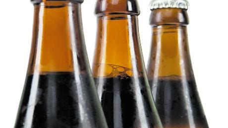 Drei Bierflaschen wollte ein Mann klauen.
