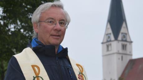 Der Gundelfinger Stadtpfarrer Johannes Schaufler ist neuer Dekan des katholischen Dekanats Dillingen. Er versteht sich als Sprachrohr von der Basis zu Bischof Bertram – und umgekehrt.