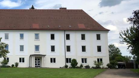 Im ersten Stock der ehemaligen Mädchenrealschule in Maria Medingen soll künftig eine Kindergartengruppe unterkommen.