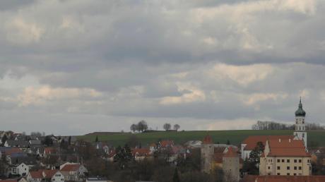Düstere Wolken sieht Bissingens Bürgermeister Stephan Herreiner über der finanziellen Ausgestaltung der Gemeinde aufziehen.