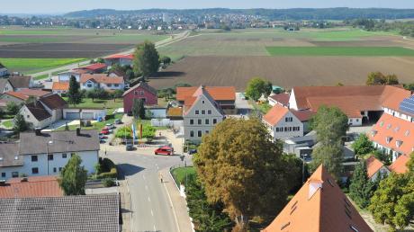 Wie kann das Leben auf dem Land (hier Medlingen) attraktiv bleiben? Dazu startet Donautal-Aktiv eine Initiative.