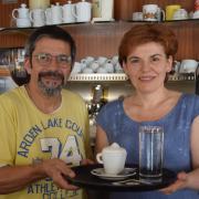 Ihre Entscheidung ist gefallen: Antonella Lombardi und Sebastiano Maugeri schließen Ende August die Eisdiele und Pizzeria Venezia in der Dillinger Rosenstraße.