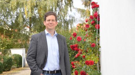 Der evangelische Pfarrer Frank Bienk verabschiedet sich aus Bächingen und Gundelfingen und wird künftig in Günzburg arbeiten. Der 44-Jährige war seit 2005 im Landkreis Dillingen tätig.