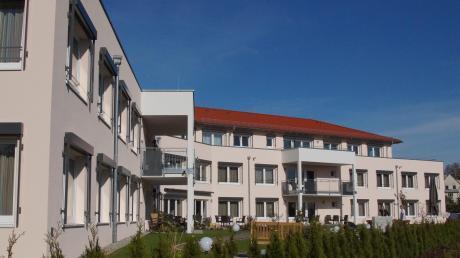 Auch in der Wittislinger Pflegeeinrichtung werden Mitarbeiter und Bewohner auf freiwilliger Basis getestet.