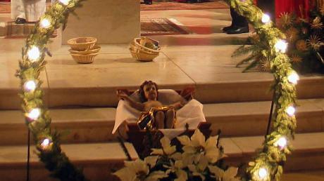 Auch am Heiligabend gilt die Ausgangssperre ab 21 Uhr. In vielen Pfarreien in der Region ändern sich deshalb die Anfangszeiten für die Christmetten.