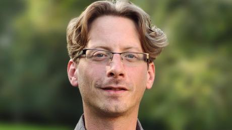 Stefan Norder will 2021 als Direktkandidat der Grünen bei der Bundestagswahl in Rennen gehen.