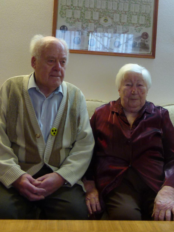 Bachhagel: 70 Jahre verheiratet: Zwei Bachhagler verraten