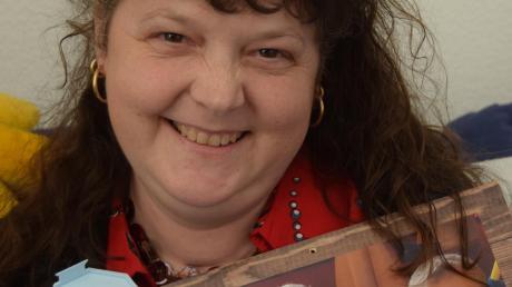 Lebensfroh und dankbar: Heidi Ostermair hatte 2008 eine Spenderlunge bekommen. Jetzt ist die Bissingerin, die an Mukoviszidose litt, im Alter von 46 Jahren gestorben.