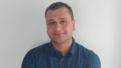 Dieter Feldmeier aus Forheim tritt für die ÖDP an.