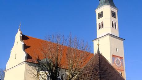 St. Blasius ist Start- und Zielpunkt des Rätselspaziergangs durch Fristingen.