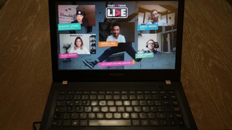 Wie so vieles in dieser Zeit musste auch das Live-Event der Startup Teens online stattfinden.