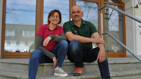 Seit elf Jahren führen Daniela und Klaus-Peter Musselmann das Gut Helmeringen in Lauingen. Inzwischen ist es ihren Angaben zufolge zu einem der größten Seminarzentren in Süddeutschland herangewachsen. Doch nach der Krise soll sich etwas ändern.