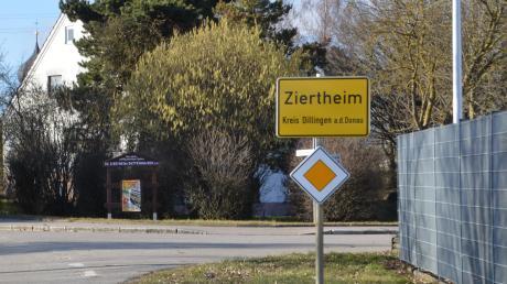 Ziertheim wächst – und braucht ein neues Baugebiet und einen größeren Kindergarten. Das kostet viel Geld.