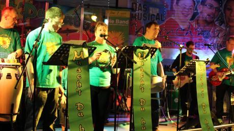 Die Band Musch't Du habba gibt es seit 20 Jahren. Vielleicht kann das heuer doch noch gefeiert werden?