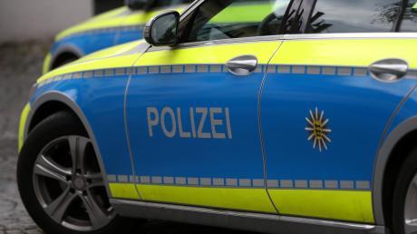 Bei einem Einsatz machte die Augsburger Polizei eine unerwartete Entdeckung.