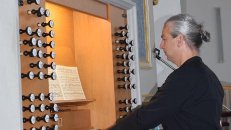 Der Ulmer Münsterorganist Friedemann Johannes Wieland hat einen bleibenden Eindruck bei seinem Gastspiel zum Dillinger Orgelsommer hinterlassen.
