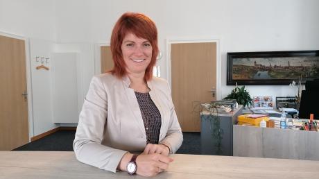 Nicht nur das Büro von Katja Müller im Lauinger Rathaus hat sich in den vergangenen drei Jahren verändert. Auch in Lauingen selbst hat sich etwas getan.