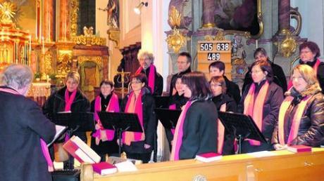 Zusammen glauben, feiern, singen