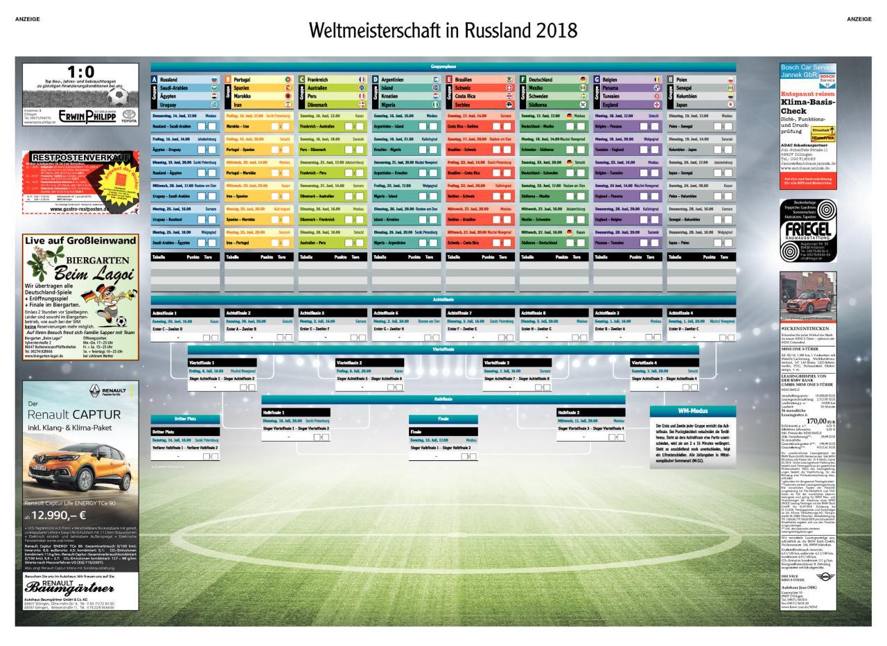 WM-Plan 2018