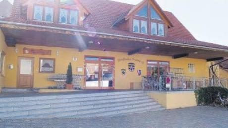 Aus einer alten Lagerhalle in der Natterholzstraße ist ein schöner Laden geworden, wo sich die Daitinger gerne treffen.