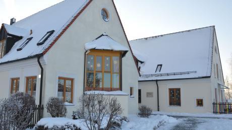 Der Kindergarten St. Elisabeth in Fünfstetten. Bislang war die Katholische Kirchenstiftung der Betriebsträger, nun ist es die Gemeinde.