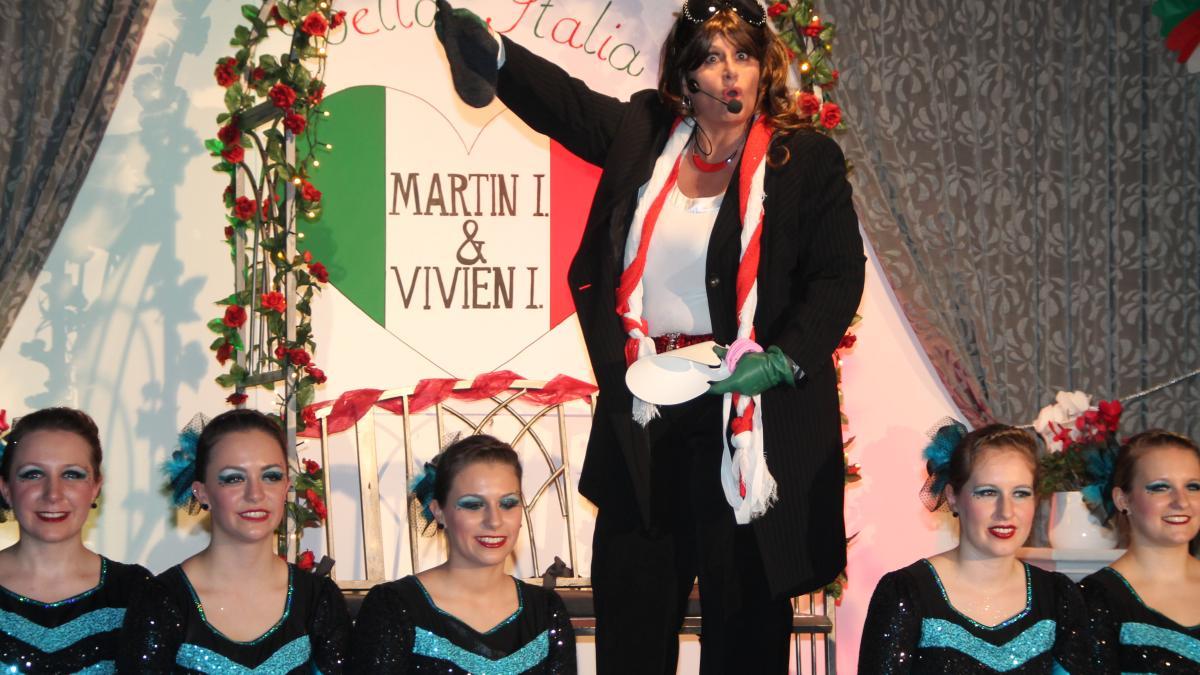 Bunter Abend In Genderkingen Bella Italia Und Viel Zu Lachen Donauworther Zeitung