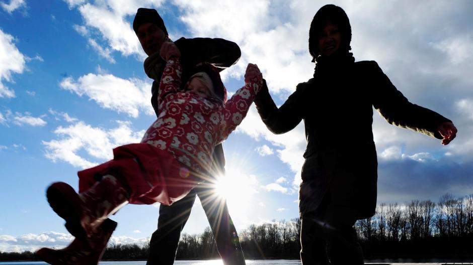 Co Parenting Kind Ja Beziehung Nein Wenn Fremde Eine Familie