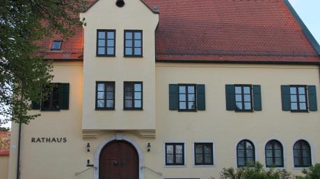 Marxheim will zum Jahresende 2020 keine Schulden haben.