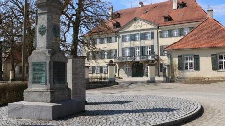 In Amerdingen zählt das Schloss zu den Sehenswürdigkeiten. (Archivfoto)