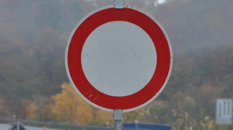 Autofahrer in der Region müssen sich auf Umleitungen einstellen.