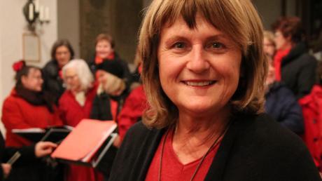 Der Name Cornelia Pfau ist eng mit der Geschichte des Chores Donna Canta verbunden.