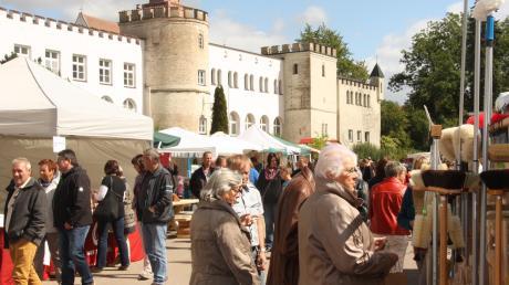 Der Ökomarkt lockt – wie auch die anderen drei größeren Märkte – Tausende Besucher nach Donauwörth. Wegen juristischer Bedenken hat der Stadtrat den verkaufsoffenen Sonntag während des Ökomarktes nun gestrichen.