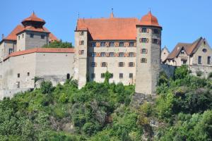 Burg oder Schloss?