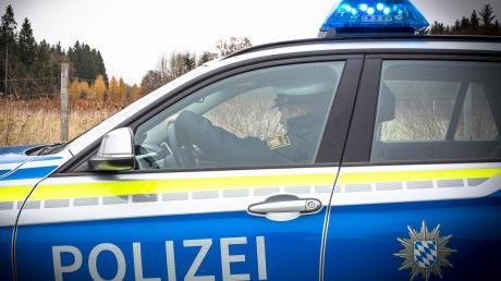 Eine böse Überraschung hat eine 21-jährige Niederschönenfelderin am Samstag erlebt, als sie ihr Auto in Münster abholen wollte.