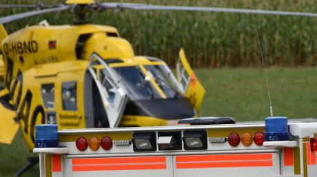 Ein Motorradfahrer aus der Region ist im Landkreis Eichtstätt schwer verunglückt.